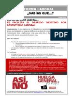 Nº6 - El absentismo laboral