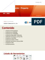 Estandar de Instalacion Claro GSM Modernization Provincia V1.3_20160319_... (1)
