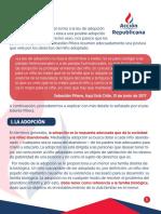 Ensayo sobre adopcion homosexual en colombia