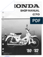Manual Taller C70
