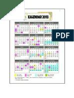 Kalendar&Komponen Standard Guru Msia