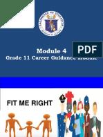 Module 4 Fit Me Right