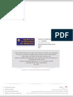 Efectos Farmacologicos de La Mezca Chakruna-Ayahuasca