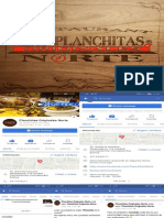 Planchitas Originales Norte