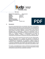 PSI4126-01 Razonamiento - Claudio Lavín