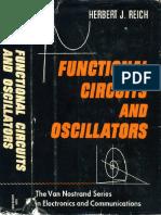 Functional Circuits and Oscillators Herbert J. Reich 1961
