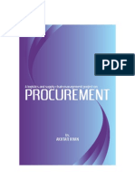 Procurement by Akhtar Khan