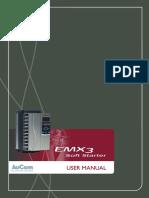 Manual Arrancador EMX3 RevG