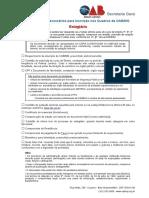 Checklist Estagiario