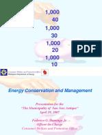 Managing Electricity Bill