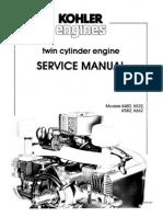K582 Service manual