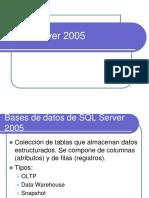 Microsoft SQL Server 2005 (i)