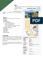 Distrito de Taraco