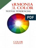 La Armonía en el Color - Nuevas Tendencias.pdf