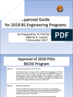2018 BS Engg Program Approval Guide for HEIs