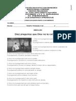 GUIA RELIGION 11° IV PERIODO 2015