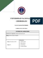 Informe Laboratorio Maq II