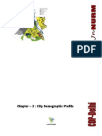 Delhi - City Demographic Profile