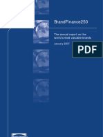 Brand Finance 2007