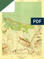 Carolina, Puerto Rico - Topographic Map
