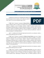 1ª Chamada Para Contratação - Seleção Prof. Substituto 2018-2