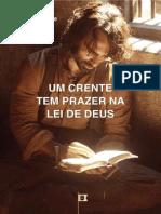 R. M. M'Cheyne - Um Crente Tem Prazer Na Lei de Deus