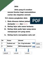 Pangkalan Data TAHUN 5