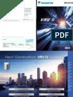 Catalog VRV IV - 2016