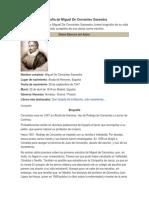 Biografía de Miguel De Cervantes Saavedra.docx