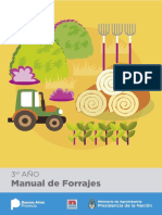 Manual de Forrajes 3o Ano