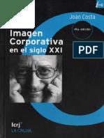 Joan Costa - Imagen Corporativa