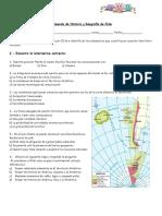 Evaluación de Historia y Geografía de Chile
