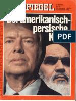 Der Spiegel - Der amerikanisch-persische Krieg