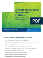 301464871 Product Stewardship Management Systems Randy Deskin PDF