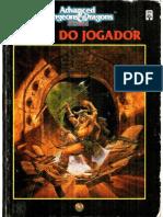 AD&D - Livro Do Jogador - Abril - Biblioteca Élfica
