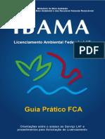 Licenciamento Ambiental Federal LAF_IBAMA