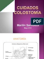 Cuidados Colostomía