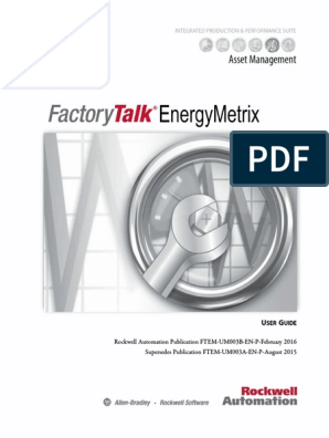 FT EnergyMetrix User Guide pdf   Microsoft Windows   Computing