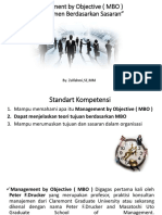 Management by Objective - 8