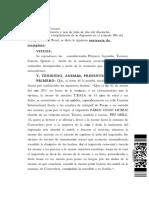 Sentencia Corte de Apelaciones Temuco Caso Ossio