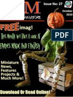 AIM Mag Issue 27 October 2010