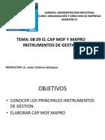 08. Manuales Mof Cap Gestiòn