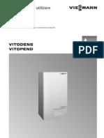 Vitopend 100 Manual Utilizare