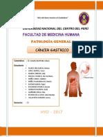 Cancer Gastrico Definitivo