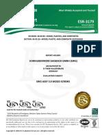 ESR-3179 - Schraubenwerk Gaisbach GmbH SWG 2018