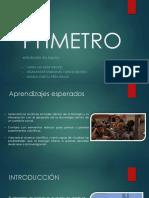 PHMETRO presentación