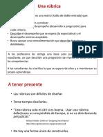 2 ppt Diseño de rúbricas.pptx