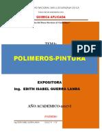 Clase 14 Polim Pint Geosint Aditivos Plasticos 2016 II