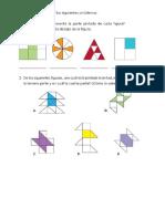 Fracciones en Figuras