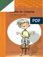 Nadie Te Creeria Pescetti